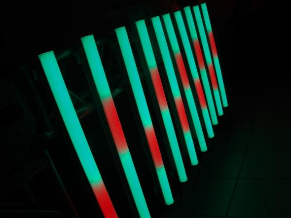 Led Color Tube - Detalhe que faz a diferença